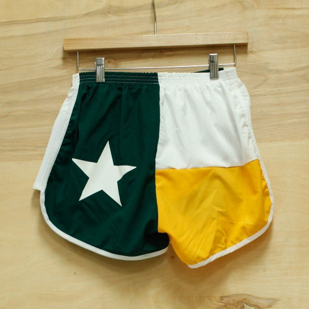 #Baylor #Texas flag Nike running shorts. // A serious necessity for every fan of Texas and Baylor. #SicEm