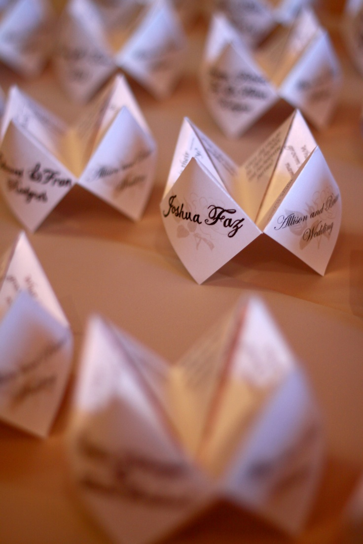 10 best escort cards images on pinterest origami cranes wedding wedding reception escort cards name cards wedding ideas wedding reception jeuxipadfo Choice Image