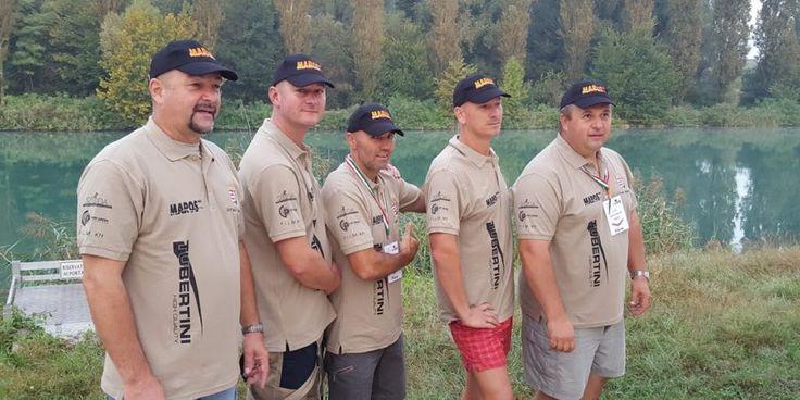 29. Rendőr Horgász Európa Bajnokságon bajnok lett a Nemzeti Rendőr Válogatott!