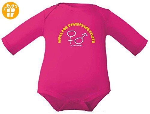 Baby Body 1/1-Arm (Fb. fuchsia) (Gr.74) Nicht von schlechten Eltern NEU - Baby body (*Partner-Link)