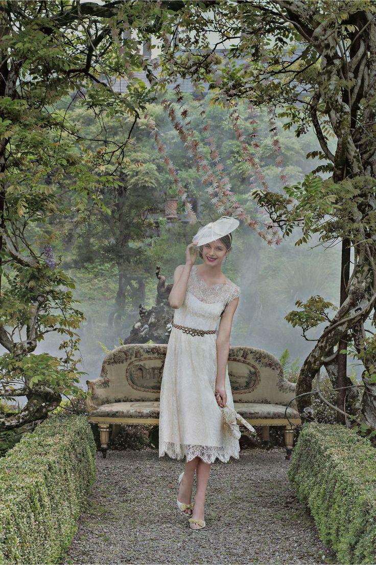 Queen Anne Dress in Bride Reception Dresses at BHLDN