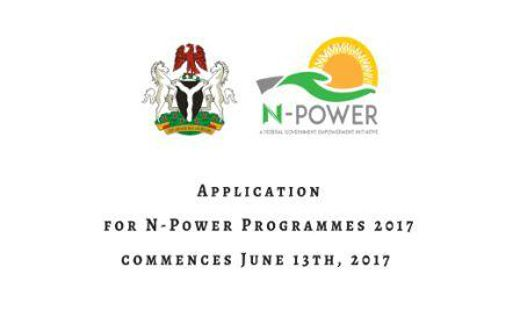Fed Govt To Reopen N Power Portal June 13 2017 Youth