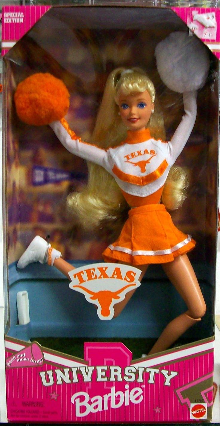 University of Texas Barbie