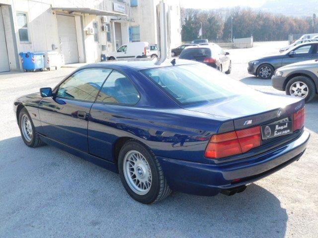 bmw 850 i-cambio-manuale-asi-crs-da-concorso blue - 2
