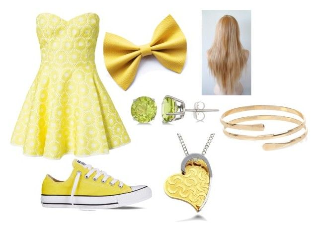 """""""Bubbles"""" by ava-adams123 ❤ liked on Polyvore featuring AX Paris, Converse, Allurez, West Coast Jewelry and River Island"""