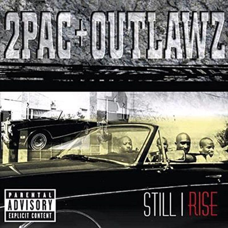 Still I Rise - Tupac Shakur Compact Disc