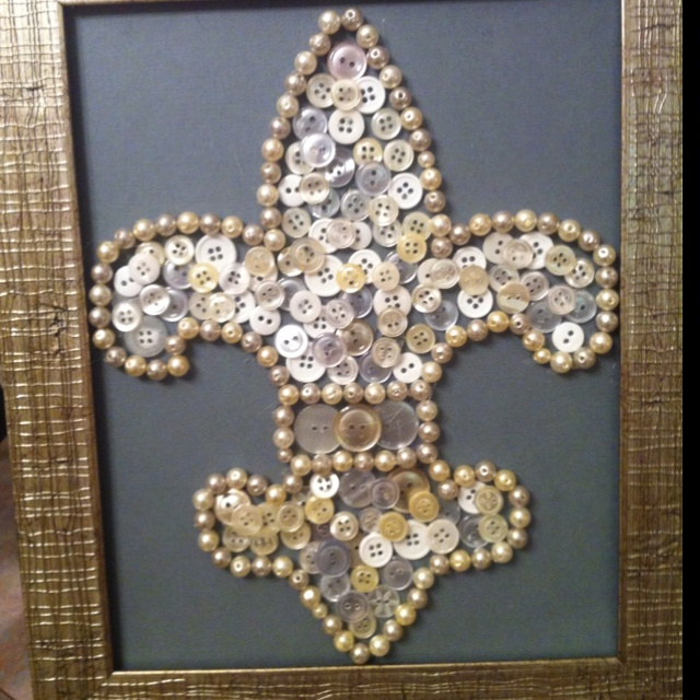 53 best images about fleur de lis crafts on pinterest