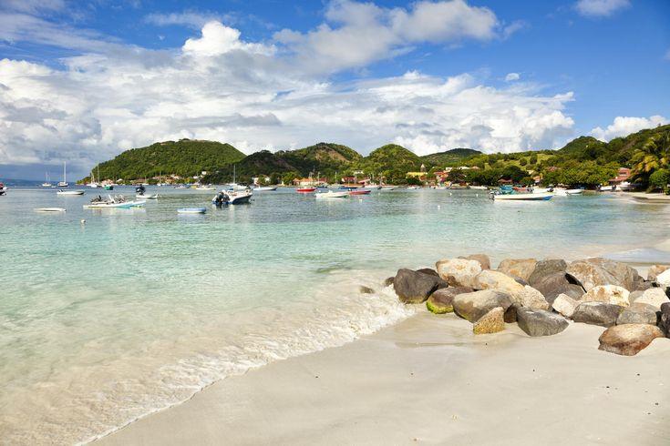 La plage de Terre de Haut en Guadeloupe © Oliver Hoffmann / Shutterstock.com