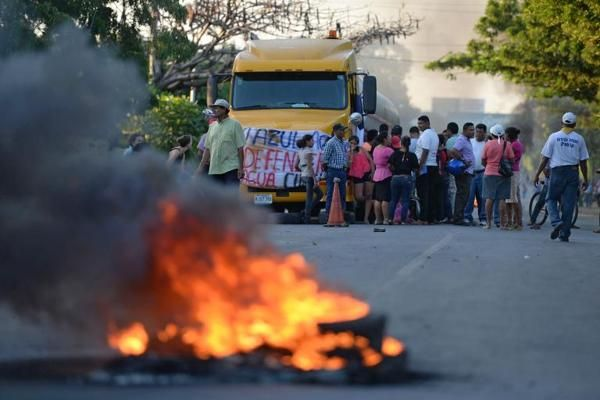 Police deny two killed in Nicaragua canal protests