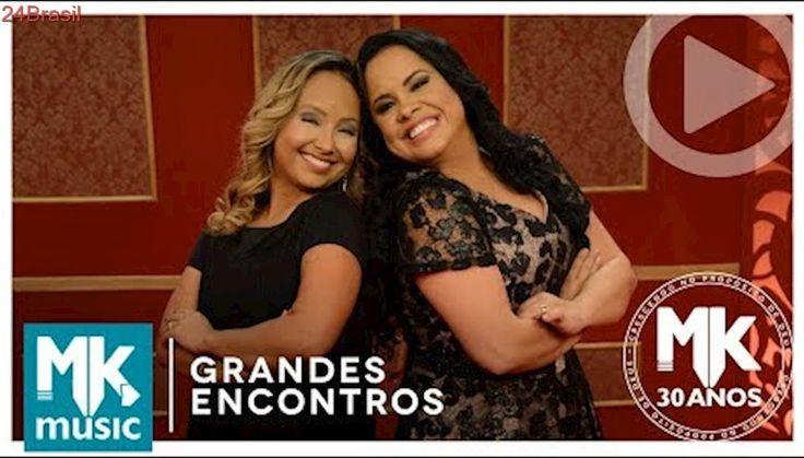 Com Muito Louvor - Cassiane e Bruna Karla (Grandes Encontros MK 30 Anos)