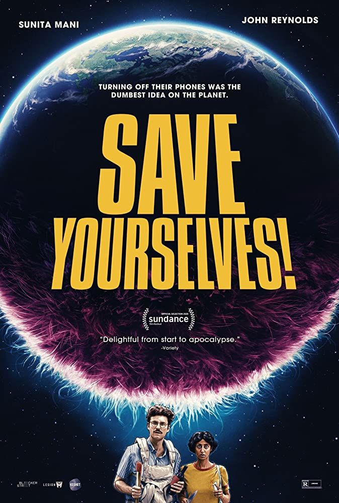 Save Yourselves 2020 In 2020 Save Yourself New Comedies Fresh Movie