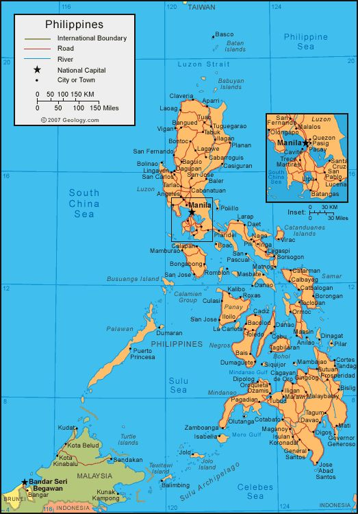 i'd like to explore every part of the Philippines!