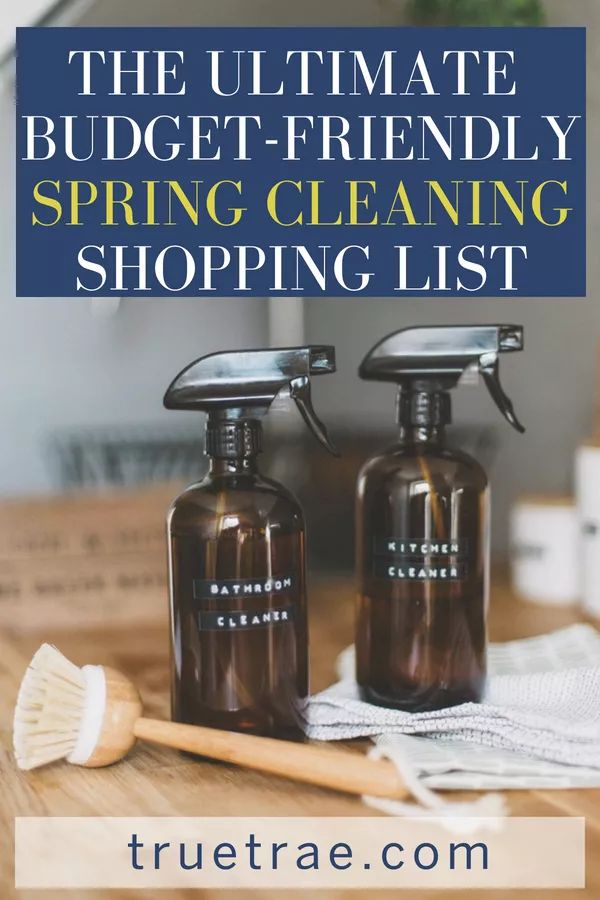 Need to deep clean your house? With my best budget-cleaning products list, you'l…
