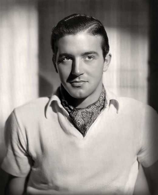 "John Payne, May 23,1912 - Dec.6,1989. (""Miracle On 34th Street"" 1947). Congestive Heart Failure"