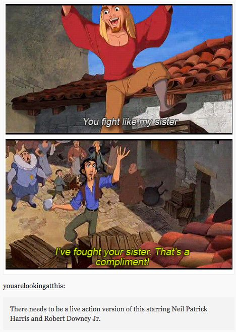 """It's so beloved that people have come up with some pretty great casting ideas for a remake.   18 Reasons """"Road To El Dorado"""" Is The Most Underrated Movie"""
