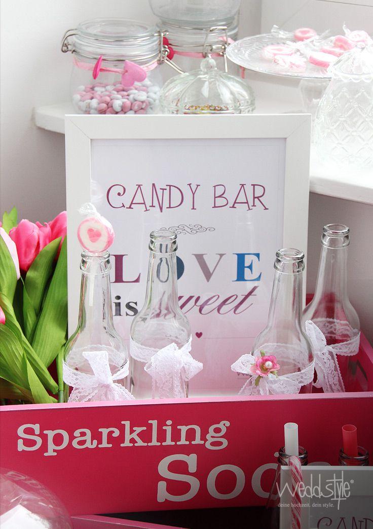 48 besten candy bar hochzeit bilder auf pinterest candy bar hochzeit dessert tische und. Black Bedroom Furniture Sets. Home Design Ideas