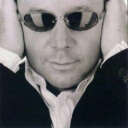 Jim Kerr-Simple Minds Frontman