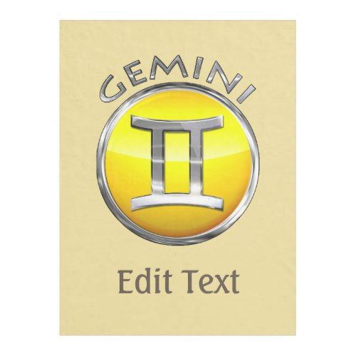 Gemini Symbol Fleece Blanket Twins Birthday Party Pinterest