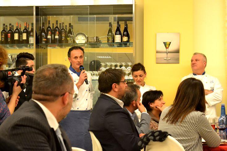 """Cena annuale dell'Ass. """"Custode della Tradizione"""" 2014   #Lanciano #ristorante #aivecchisapori #Abruzzo #VillaSantaMaria"""
