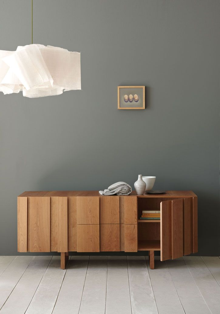 block sideboard -super nice timber colour and subtle grain