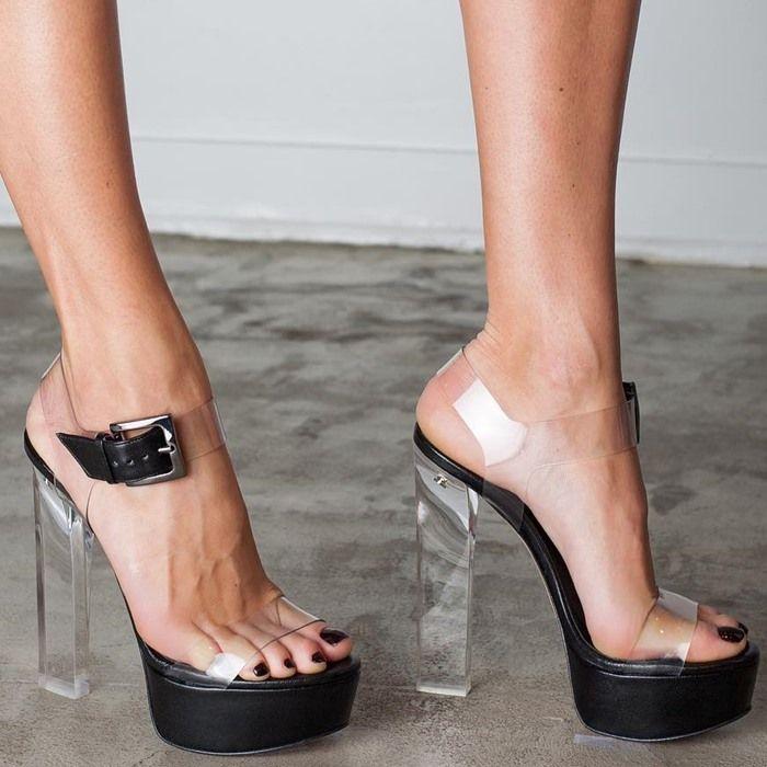 Ruthie Davis 'Tati' Heels