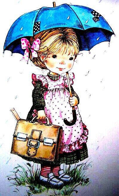 umbrellas.quenalbertini: Mary May illustration