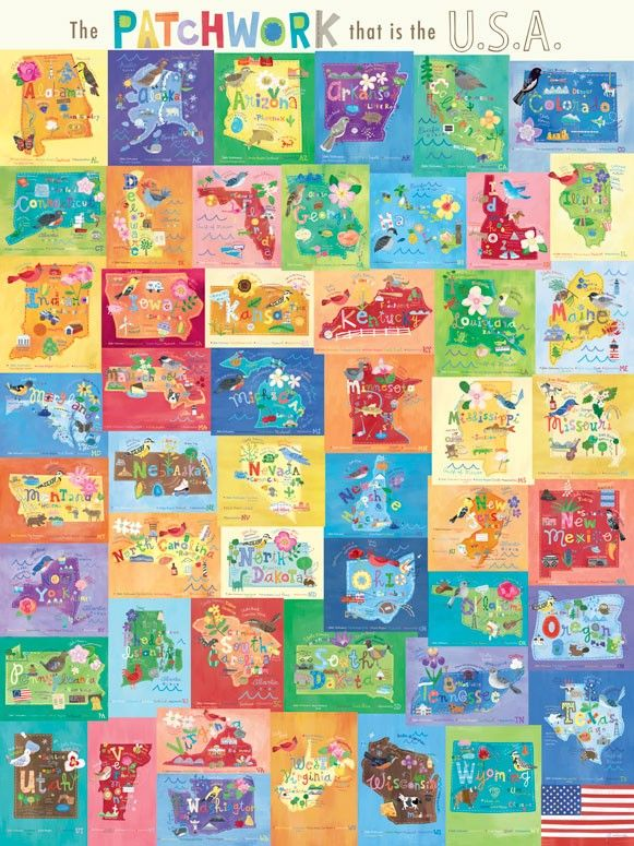 Best Oopsy Artist Jill McDonald Images On Pinterest Art For - Map ever mcdonalds in the us