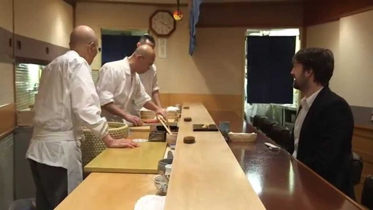 #Jiro #Ono (born 1925, is a Japanese chef and owner of Sukiyabashi Jiro, a 3 Michelin-starred Restaurant)  and René Redzepi Have a Cup of Tea - Interview