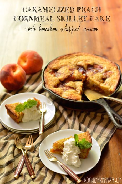 ... Recipes on Pinterest | Skillets, Cobbler and Skillet peach cobbler