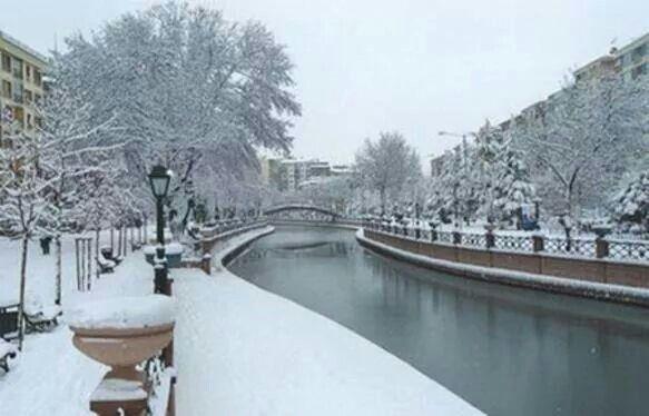 Porsuk River in Eskişehir, ☾☆ TÜRKİYE ☾☆