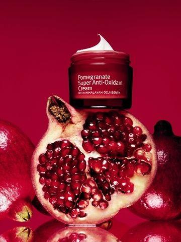 Grassroots Research Labs Pomegranate Auper Anti-Oxidant Cream