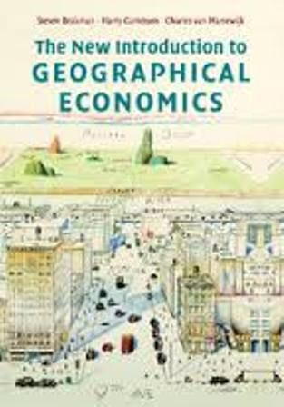 The New Introduction to Geographical Economics (PRINT VERSION) http://biblioteca.eclac.org/record=b1252406~S0*spi Geographical economics starts from the observation that economic activity is clearly not randomly distributed across space. This revised and updated introduction to geographical economics uses the modern tools of economic theory to explain the who, why and where of the location of economic activity.