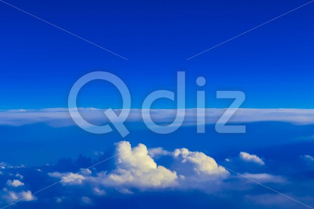 Qdiz Stock Photos View on sky above clouds,  #above #aerial #air #atmosphere #background #blue #cloud #cloudscape #cloudy #color #day #flight #fly #heaven #hight #horizon #nature #over #sky #skyline #space #top #view #white
