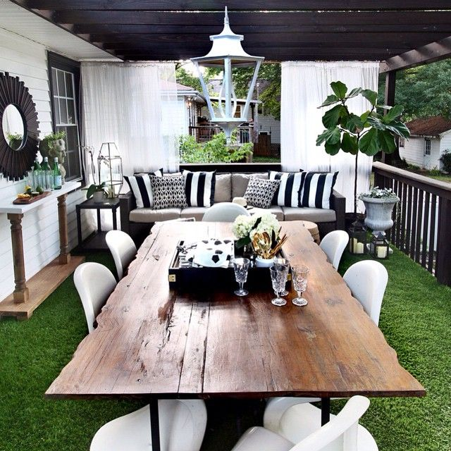 AstroTurf Patio Trend - How to Design With AstroTurf
