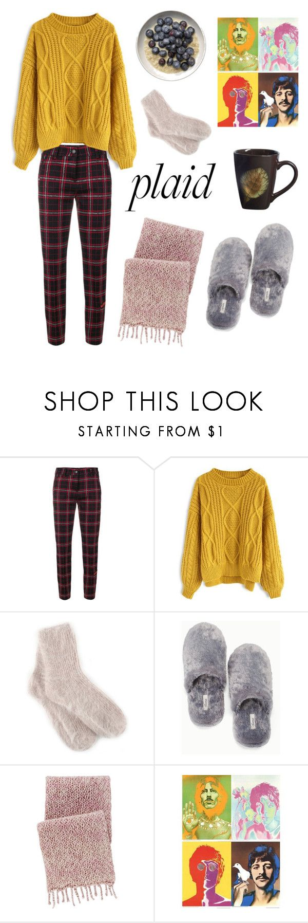"""Cozy Weather"" by audreyaki ❤ liked on Polyvore featuring Cambio, Chicwish, Soma and Pine Cone Hill"