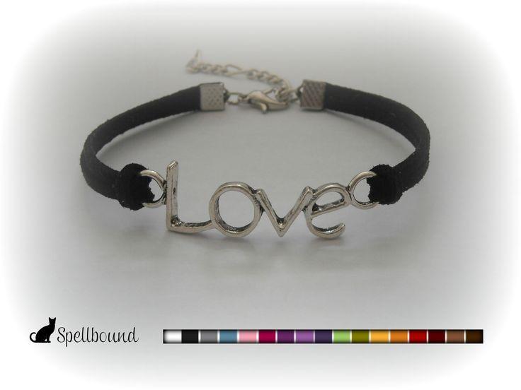 Love Infinity Bracelet, Friendship Bracelet
