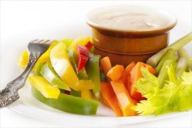 Dip sosların en güzel yanı, önceden hazırlanıp buzdolabında saklanabilmeleri ve her zaman lezzetli kalabilmeleridir.