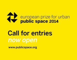Public Space 2014 Prizes