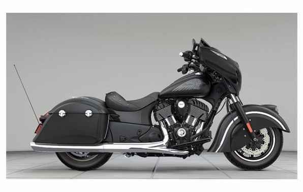 New 2017 Indian Motorcycle Chieftain Dark Horse ATVs For Sale in Pennsylvania. You. The road. Nothing else. That's the definition of pure riding. And that's exactly what you get with the Indian Springfield, along with features like a keyless ignition. Quick-release windshield. And remote-locking saddlebags. Want more? Add a premium audio system, should you ever want a new soundtrack to go with the satisfying rumble of your Thunder Stroke 111 engine. Be legendary.