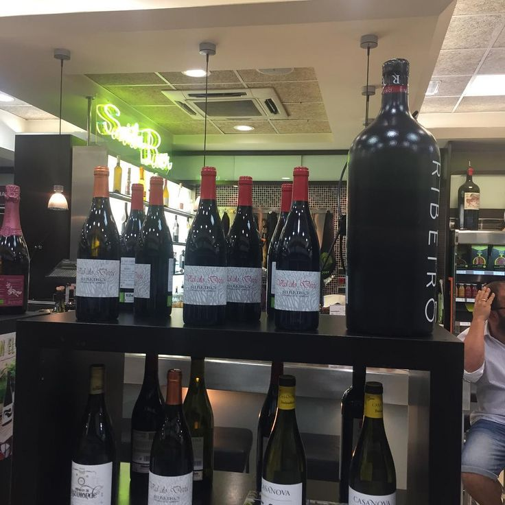 Ayer en Bodegas Santa Cecilia Madrid. #ribeiro#vino #ribadavia#galicia#santacecilia#cortegada #calidade# http://misstagram.com/ipost/1546249193756403158/?code=BV1YXMIFaXW