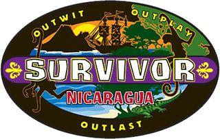 Survivor: Nicaragua (logo)