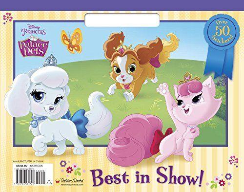 Disney Princess Palace Pets Big Coloring Book