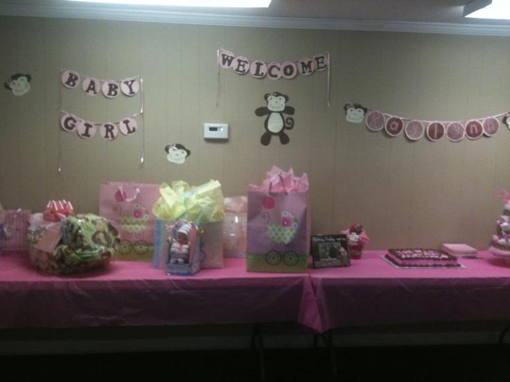 Baby Shower Decorations Girl Monkey Theme ~ Best babyshower images cake ideas fondant teddy