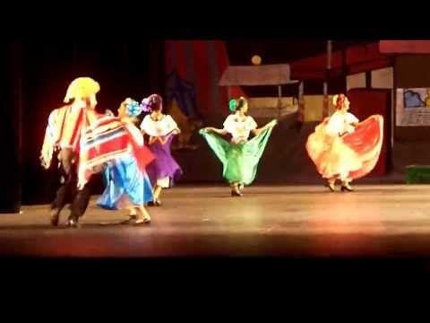 ESMDM - El Torito ( Bailable de Chiapas ) - YouTube