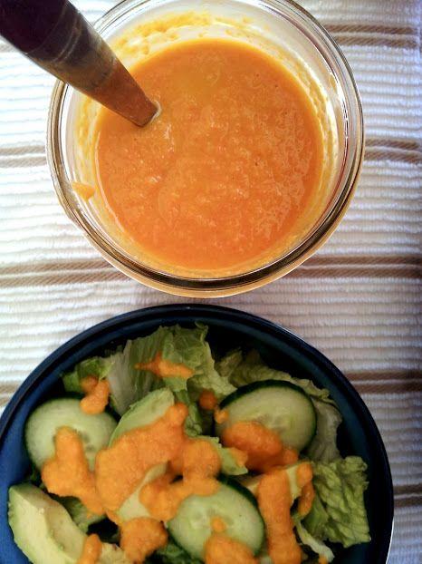 ... Carrots Ginger Dresses, Dresses Recipe, Carrot Ginger Dressing, Ginger