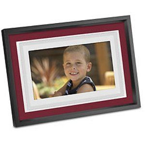 kodak easyshare p720 digital picture frame with home decor kit price 9499 free shipping