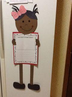 Markdown Monday.... Ruby Bridges Craftivity and Lap Book