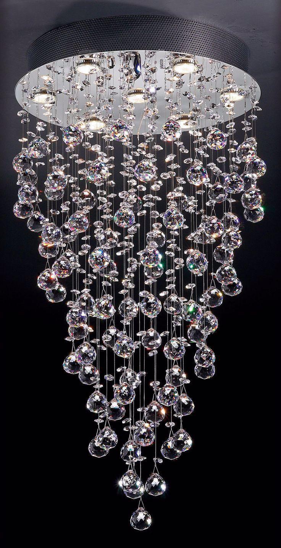 Love This In 2020 Modern Crystal Chandelier Crystal Chandelier