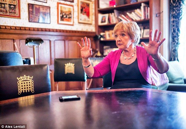 Margaret Hodge tells the story of her battle against tax dodgers