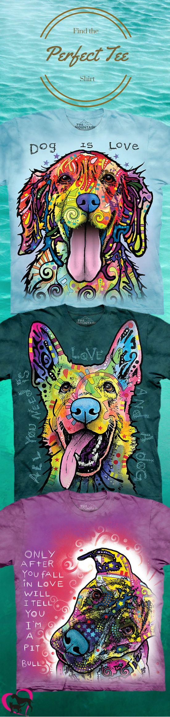 We have thousands of tee shirts in every style, color, or design you can imagine.  Tee shirts for every occasion, wear your favorite Collegiate Team, favorite Dog Breed, or Pet.  Retro-Mood?  Check our Tie Dyed shirts.  Sizes Adult S-5XL, Kids, and Ladies.  All purchases support Shelter Pets.